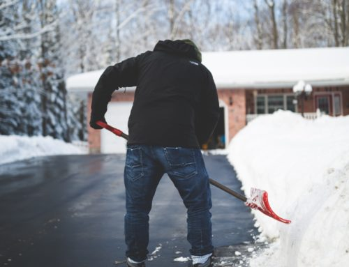 Raise Your Hand if You Want To Avoid Snow Shoveling Duty This Winter!